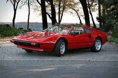 Magnum P.I. Ferrari 308 GTS