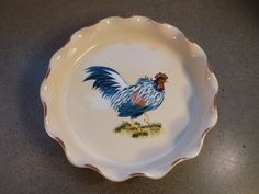 """pie plates 