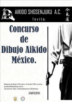 Concurso de dibujo Aikido México