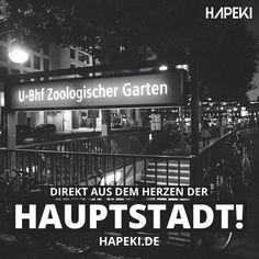 Shirts aus dem Herzen der Hauptstadt. www.hapeki.de/shop #hapeki #berlin #modeausderhauptstadt #madeinberlin #casual #hapekistyle #fashion