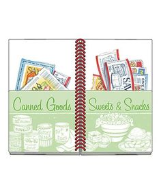This Coupon Keeper Spiral-Bound Book is perfect! #zulilyfinds