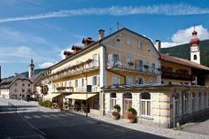 Hotel Emma a storical  hotel in val pusteria