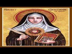 Sept Saint - Saint Gertrude The Great!