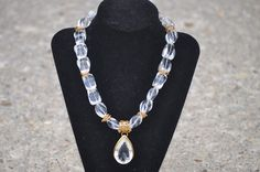 Beautiful rock crystal