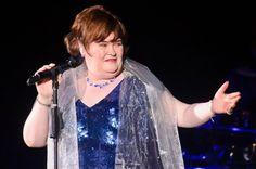 Pin for Later: 13 Célébrités Qui Se Sont Retrouvé Nez à Nez Avec un Fantôme (Si Si!) Susan Boyle