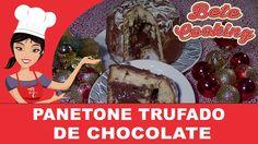 Panetone Trufado de Chocolate | Bete Cooking #16