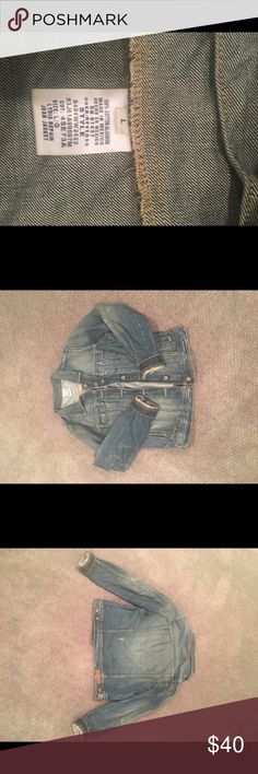 Polo Jean Jacket Worn a few times great condition. Size large non smoking household polo Jackets & Coats Jean Jackets