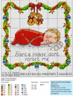 ru / Фото - A Cross Stitcher's Countdown to Christmas - 2008 - lulek-l Small Cross Stitch, Just Cross Stitch, Cross Stitch Books, Cross Stitch Cards, Cross Stitch Baby, Cross Stitch Designs, Cross Stitching, Cross Stitch Embroidery, Cross Stitch Patterns