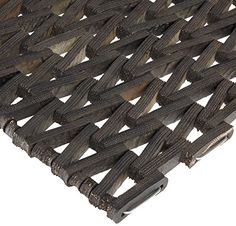 """Durable Corporation Rubber Durite 108 Anti-Fatigue Mat, High Traffic and Wet Areas, Herringbone Weave without Nosing, 24"""" Width x 36"""" Length x 5/8"""" Thickness, Black Durable Corporation http://www.amazon.com/dp/B005CKC7C2/ref=cm_sw_r_pi_dp_zk-6ub1GHKM43"""