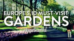RT @HouseBeautiful: Europe's 10 Must-Visit Gardens: pic.twitter.com/Sl6CndqJwt