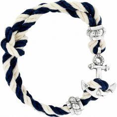 Coastal Twisted Rope Bracelet