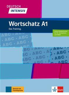 deutsch-intensiv-wortschatz-a1 Training, Products, Foreign Language, School, Work Outs, Excercise, Onderwijs, Race Training, Gadget