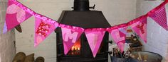 Bunting for Emily