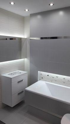 "Tub""…dzin Perlato zdj""â""¢cie od BLU salon 'azienek P 'o Black Bathroom Decor, Mermaid Bathroom Decor, Bathroom Decor Pictures, Bathroom Decor Sets, Modern Bathroom, Small Bathroom, Bathroom Ideas, Romantic Bathrooms, Dream House Exterior"