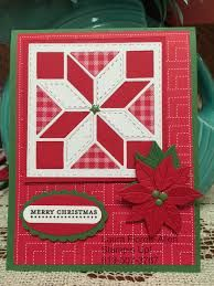 Image result for SU quilted christmas