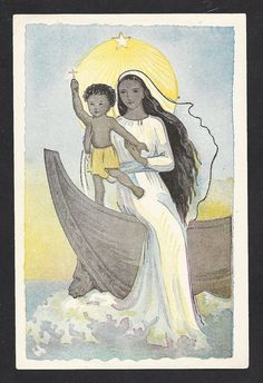 Our Lady of the Polynesian Islands Vintage
