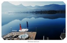 Wolfgangsee November 2012 Austria, Opera House, November, Mountains, Building, Places, Nature, Travel, Pictures