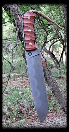 Wayne Morgan Knives... Beautiful!!!