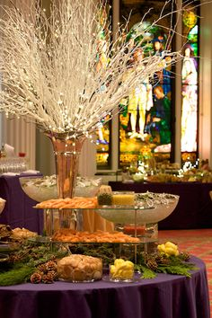 Image detail for -Michele Ammon Style. Tablescape › Elegant.
