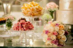 Mesa de doces - wedding