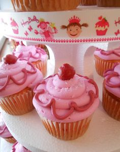 Teach Academy: Pinkalicious Pink-tastic Cupcakes & Party Games