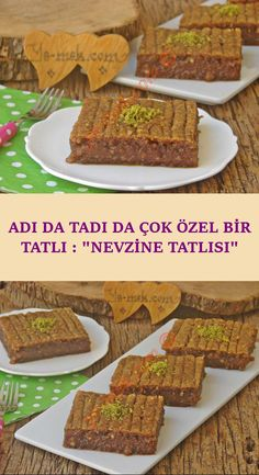 Adı da Tadı da Çok Özel Bir Tatlı : Nevzine Tatlısı Its construction and taste are very different from other sherbet desserts. Once a taste of a very special and beautiful dessert that will always be on your mind. Oreo Desserts, Strawberry Desserts, Sweet Desserts, Easy Desserts, Sweet Recipes, Delicious Desserts, Dessert Recipes, Tiramisu Dessert, Cakes Plus