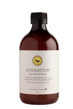 DESCRIPTION The Beauty Chef's HYDRATION Inner Beauty Boost is the perfect extra shot of nutritional support your body needs. Meant to be mixed in with water or your favorite smoothie, HYDRATION combin