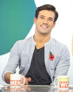 Strictly star Danny Mac reveals extreme dance anxiety