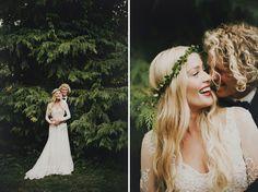 Laid Back French Château Wedding: Hildegunn + Samuel | Green Wedding Shoes Wedding Blog | Wedding Trends for Stylish + Creative Brides
