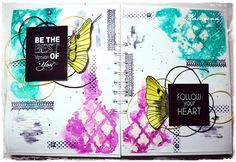 Best Version of Me - Art Journal