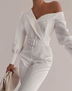 Glamouröse Outfits, Cute Casual Outfits, Stylish Outfits, Simple Outfits, Office Outfits, Girly Outfits, Suit Fashion, Look Fashion, Fashion Dresses