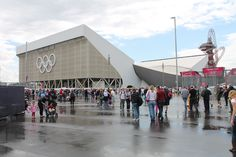 Het Aquatic Centre - Londen 2012