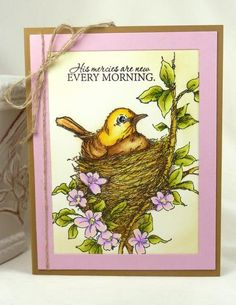New Mercies BTE by BeckyTE - Cards and Paper Crafts at Splitcoaststampers