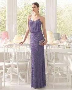 Vestidos largos de invitada 2015: glamour para la noche Image: 9