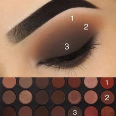 eye make-up instructional; eye make-up for brown eyes; eye make-up herbal; # Supply by means of FrancescaLarozzi/ The post 23 Herbal Smokey Eye Make-up Make You Sensible appeared first on Francesca Larozzi. Makeup Eye Looks, Eye Makeup Steps, Makeup For Brown Eyes, Smoky Brown Eye Makeup, Make Up Brown Eyes, Best Eyeshadow For Brown Eyes, Fall Eye Makeup, Spring Makeup, Pretty Makeup
