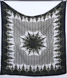 Star Mandala Hippie Tapestry Hippie Mandala Wall by Sparshh Bohemian Bedspread, Mandala, Tapestry, Stars, Wall, Home Decor, Hanging Tapestry, Sterne, Walls