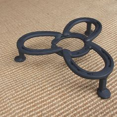 Western Country Kitchen table trivet by BlacksmithCreations, $55.00