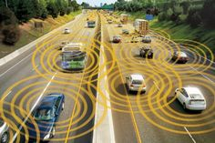 2020TECH: Ford, Qualcomm Will Be Testing C-V2X Wireless Safety Signaling