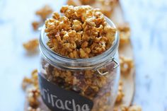 Sriracha+Caramel+Corn+Bacon=Deliciousness