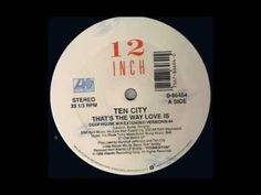TEN CITY - That's The Way Love Is (Deep House Mix ̸ Extended Version) [HQ]