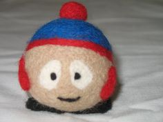 Stan Marsh from South Park Chubby Plush by solva on Etsy, $20.00