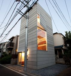 LIGHTWAVE ARCHITECTURAL \u00bb A House For One \u2013 the small