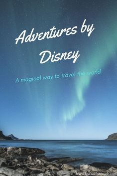 We would love to go on an Adventures by Disney trip someday. It seems like my kind of way to travel the world. Not to mention it must add a little magic! Disney Destinations, Disney Vacations, Disney Planning, Disney Tips, Disney Cruise, Disney Parks, Travel With Kids, Family Travel, Adventures By Disney