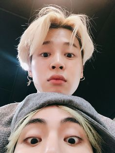 In which Jungkook has a fan account about Jimin and Taehyung.