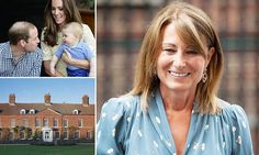 3/7/15.   Carole and Michael Middleton are personally filling the void left by former staff while they help Kate look for some new hired help to maintain elegant Anmer Hall, writes GIRL ABOUT TOWN.