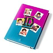 the coolest #OneDirection notebook!