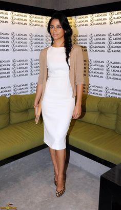 camilla alves--classic nude and white