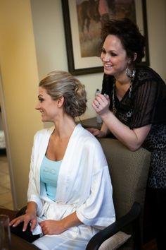 Wedding Hair Updo www.lipglossandlunges.com