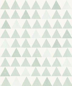 Ture Duck Egg wallpaper by Sandberg
