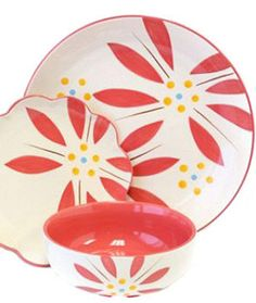 Temp-tations 1.75 Qt Round Casserole Flat Bottom Baker//Side Dish w//Plastic Cover Floral Lace Spice
